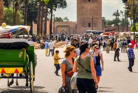 Marrakech Souks and Medina tour