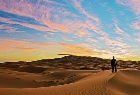 4 days trip to Merzouga desert from Marrakech