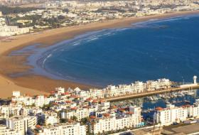 Private day trip to Agadir from Marrakech