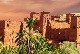 Excursion to Ait Ben Haddou Kasbah and Ouarzazate all inclusive