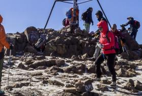 Trekking in Morocco: 2days hikking ascent to mont Toubkal