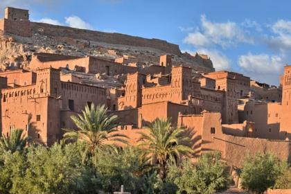 Day trip from Marrakech to kasbah ait ben haddou and Ouarzazate