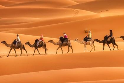 Merzouga desert tour from Marrakech