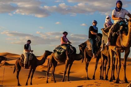 Excursion to Merzouga and Zagora desert from Marrakech
