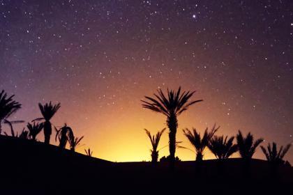 Private trip to Merzouga desert from Marrakech to Fes