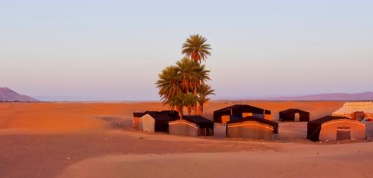 3 days desert tour to zagora from marrakech