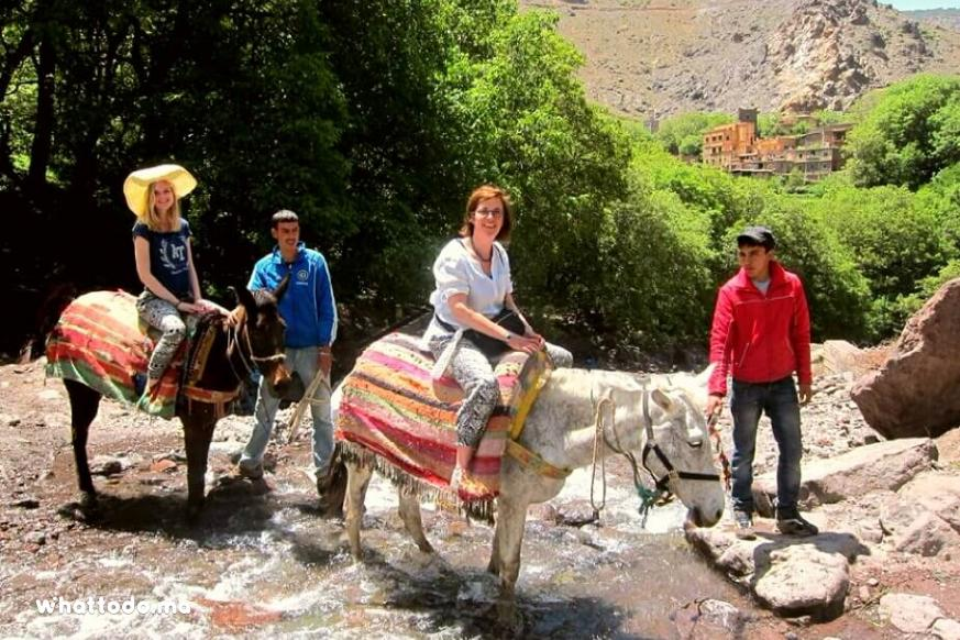 Photo - 8 - Atlas mountains excursion from Marrakech: Multi activities tour