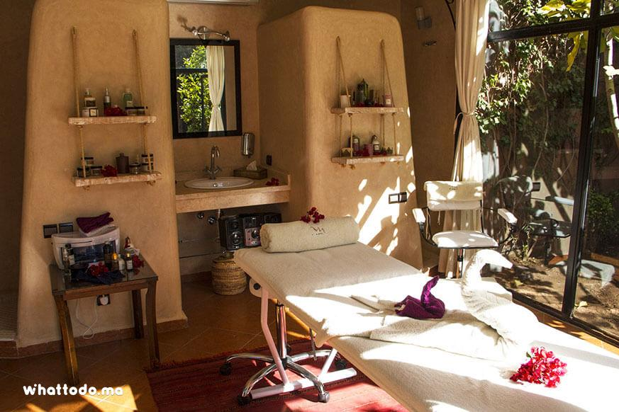 Photo - 8 - Wellness and relaxation day Spa in Marrakech