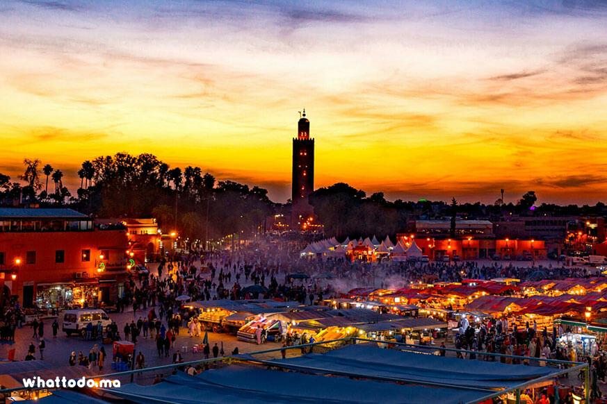 Photo - 1 - Marrakech by night tour