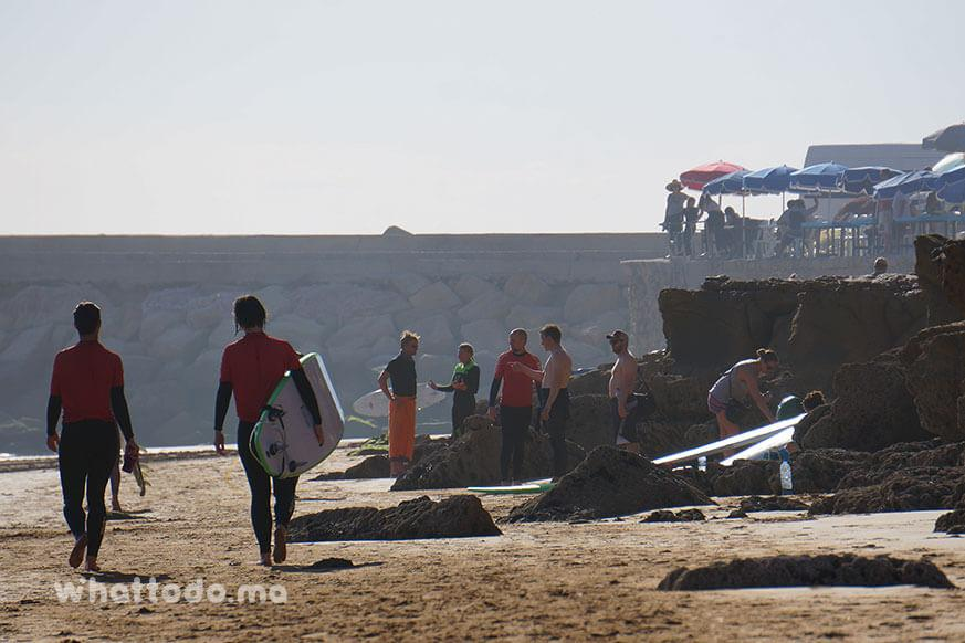 Photo - 65 days surf lessons and Yoga retreat in Agadir