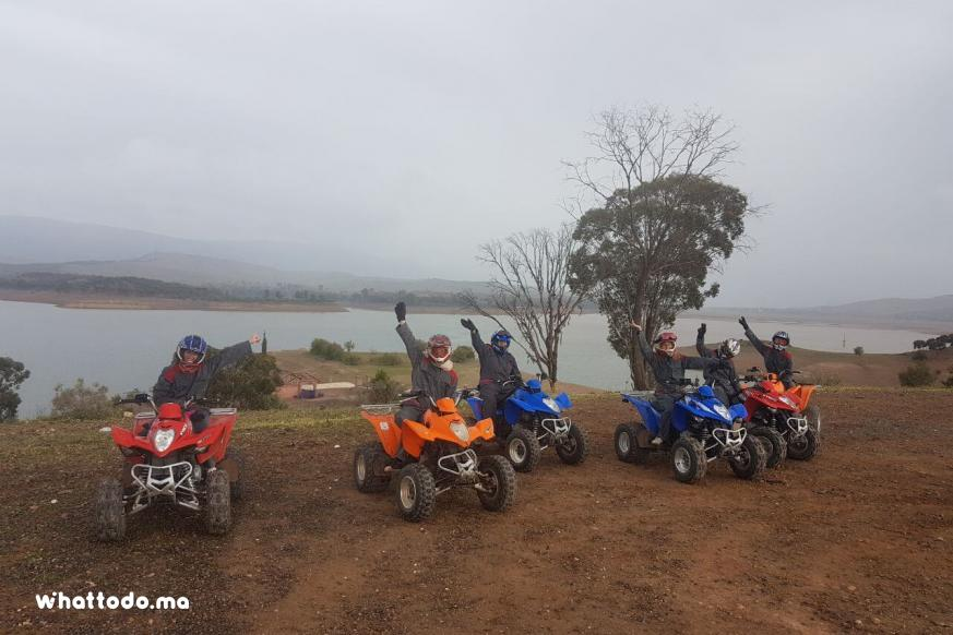 Photo - 1 - Full day quad biking in agafay desert with lunch