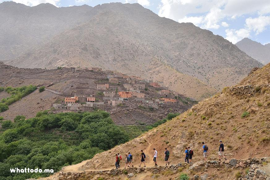 Photo - 10Trekking in Atlas Mountains, through berber villages and valleys