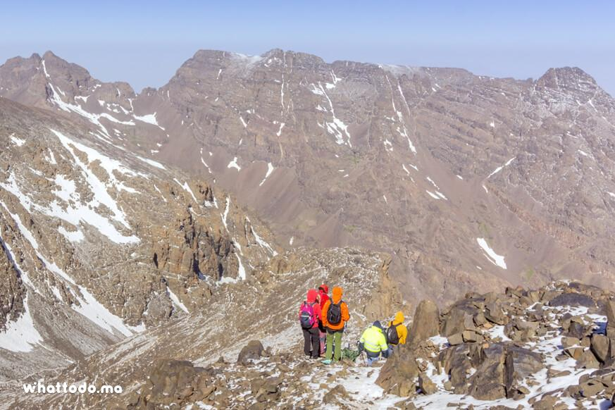 Photo - 9Trekking in Morocco: 2days hikking ascent to mont Toubkal