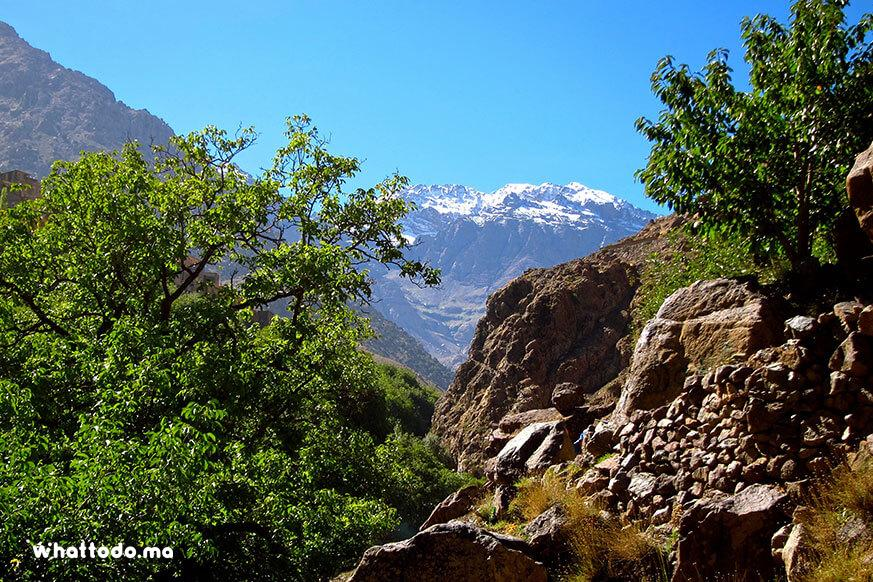 Photo - 7Trekking in Atlas Mountains, through berber villages and valleys