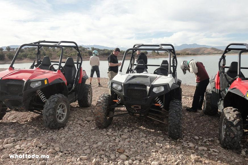 Photo - 9 - Buggy tour in Agafay desert and Takerkoust Lake