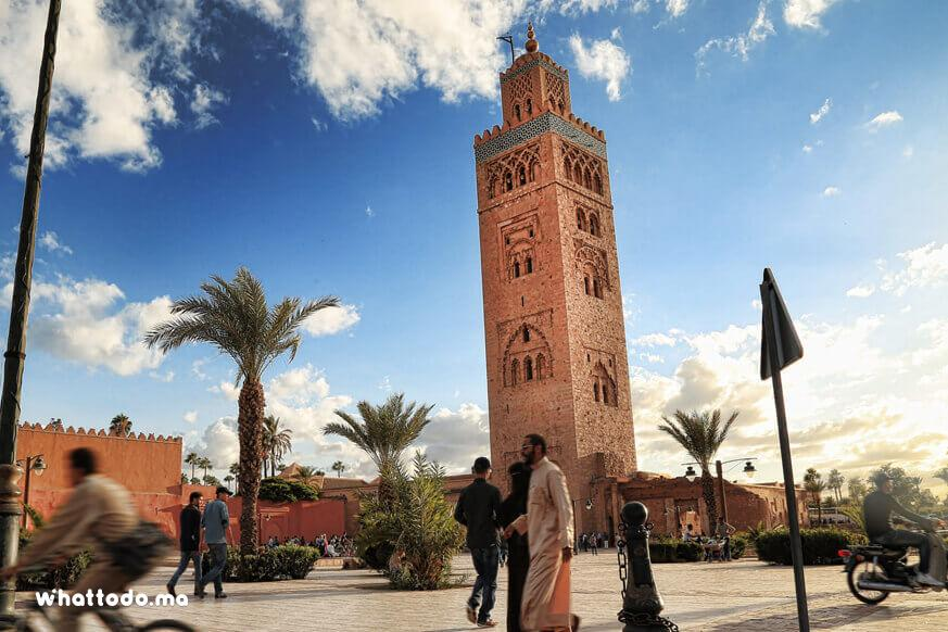 Photo - 2 - Visiter les monuments de Marrakech