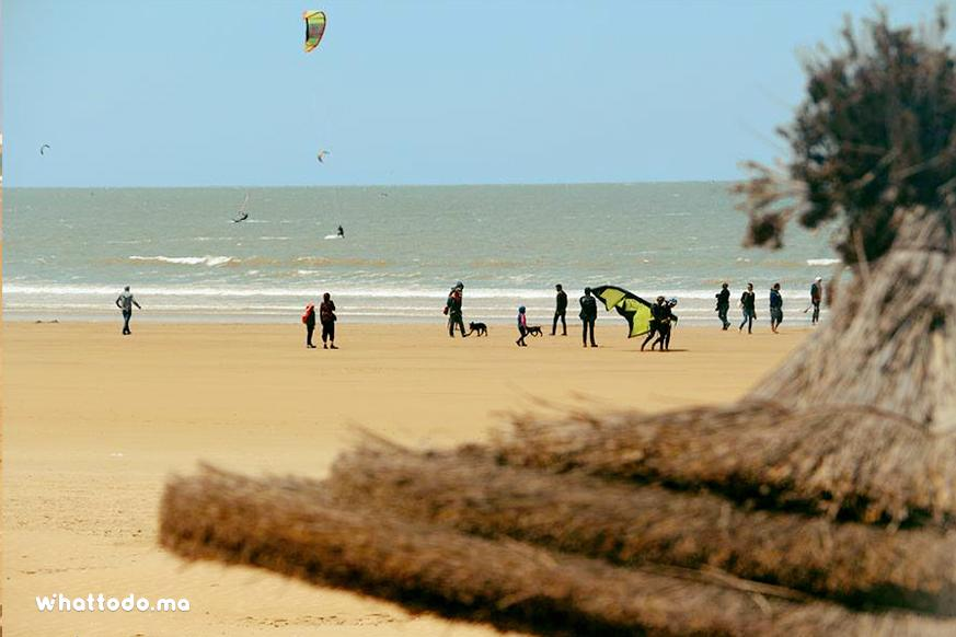Photo - 1kitesurfing camp in Essaouira Morocco