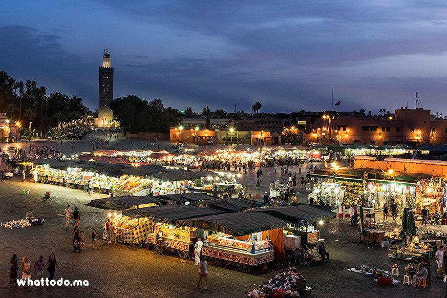 Photo - 12 - Marrakech by night tour