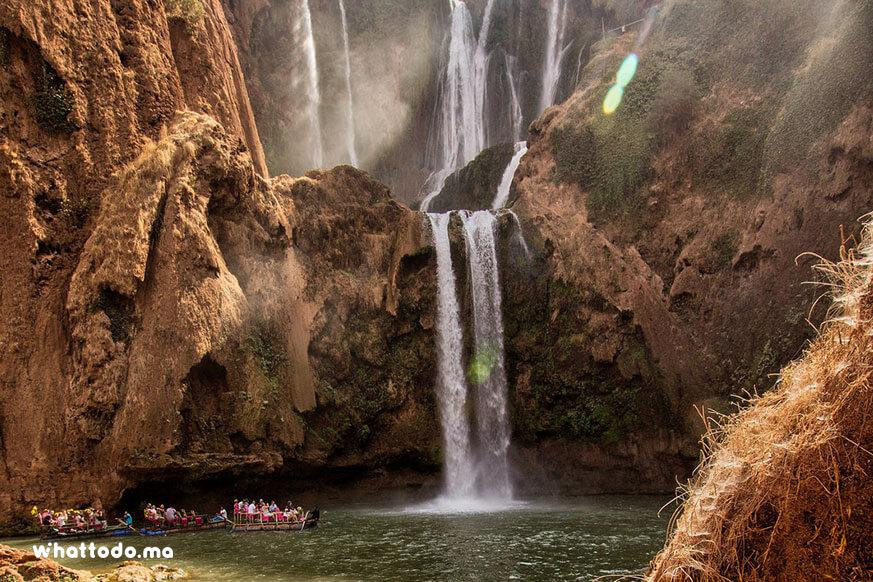 Photo - 9 - Ouzoud waterfalls day trip from Marrakech