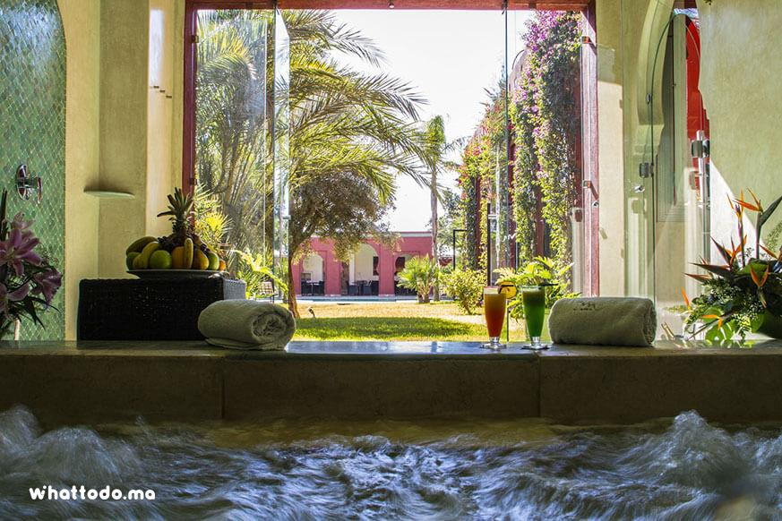 Photo - 9 - Wellness and relaxation day Spa in Marrakech