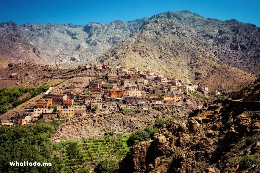 Photo - 2Trekking in Morocco: 2days hikking ascent to mont Toubkal