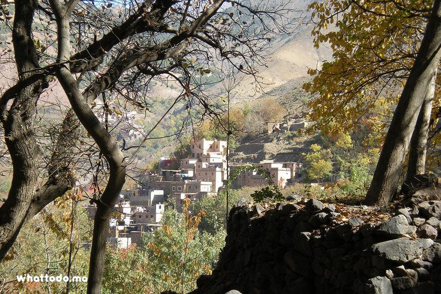 Photo - 11Trekking in Atlas Mountains, through berber villages and valleys