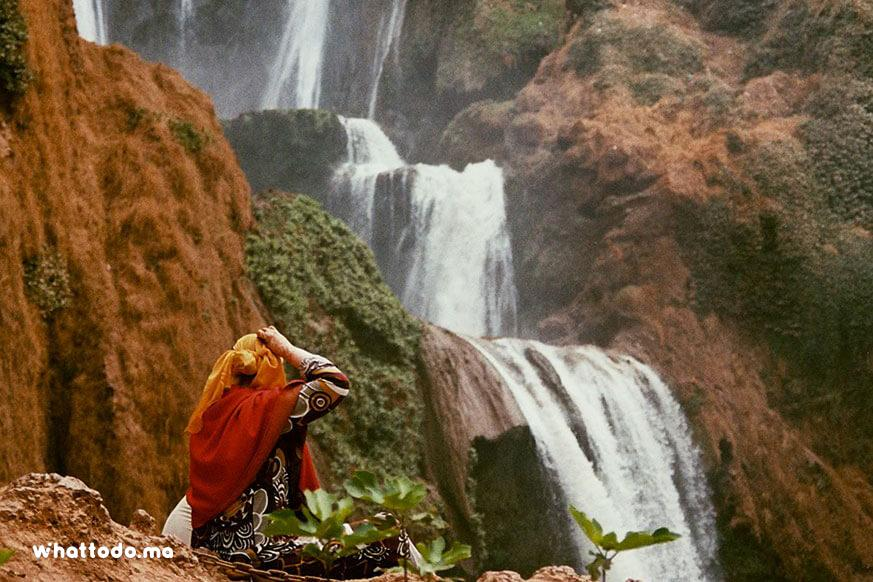 Photo - 5 - Ouzoud waterfalls day trip from Marrakech