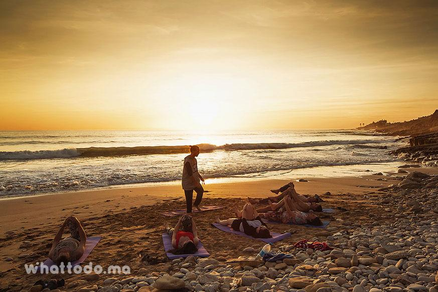 Photo - 85 days surf lessons and Yoga retreat in Agadir