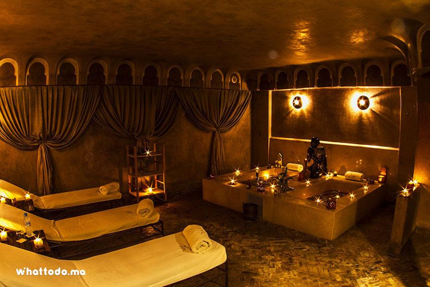 Photo - 5 - Wellness and relaxation day Spa in Marrakech