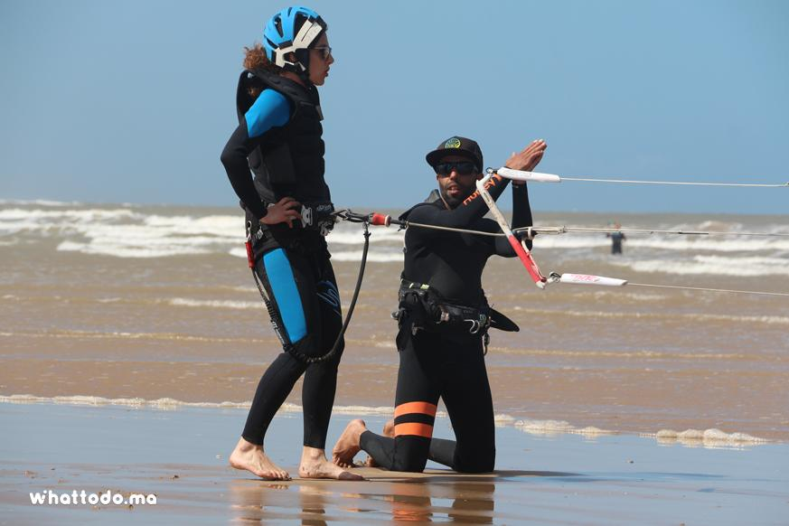 Photo - 9kitesurfing camp in Essaouira Morocco