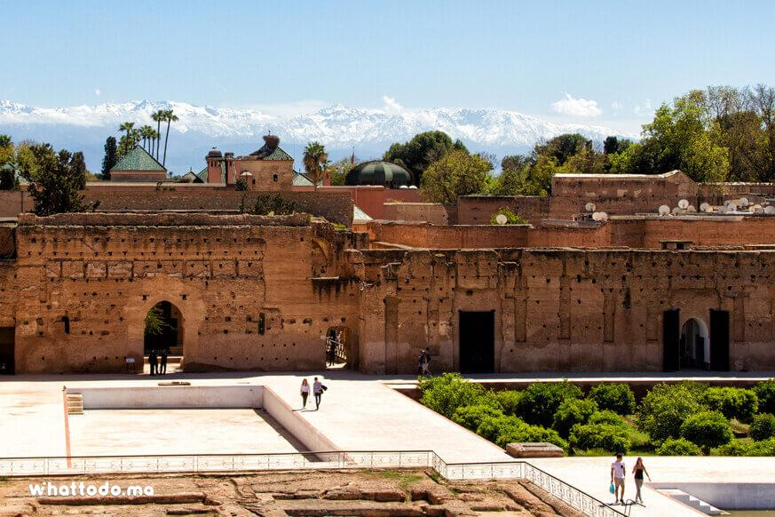 Photo - 3 - Visiter les monuments de Marrakech