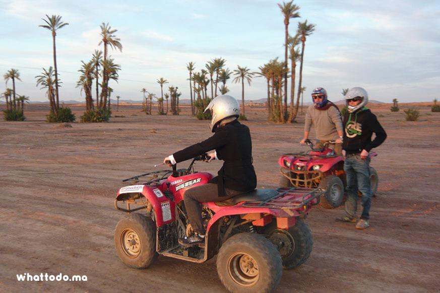 Photo - 8 - Marrakech camel ride and quad biking