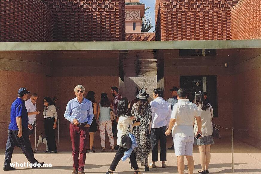Photo - 6 - Musées Marrakech: Majorelle, Yves Saint Laurent et la Palmeraie