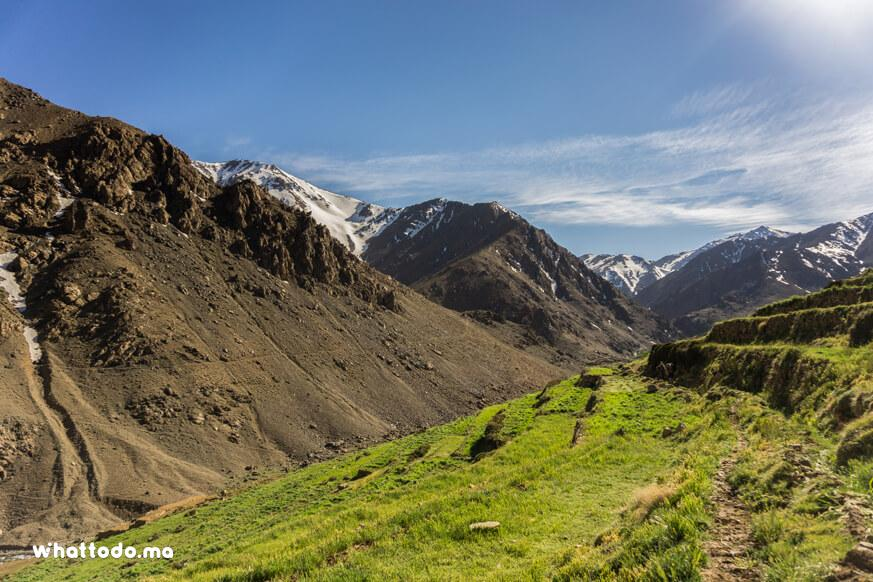 Photo - 1Trekking in Morocco: 2days hikking ascent to mont Toubkal