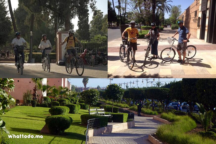 Photo - 4 -  Marrakech by bike