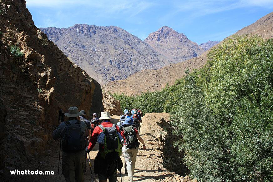 Photo - 23 days trekking from Imlil to the Ourika Valley