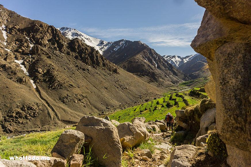 Photo - 8Trekking in Atlas Mountains, through berber villages and valleys