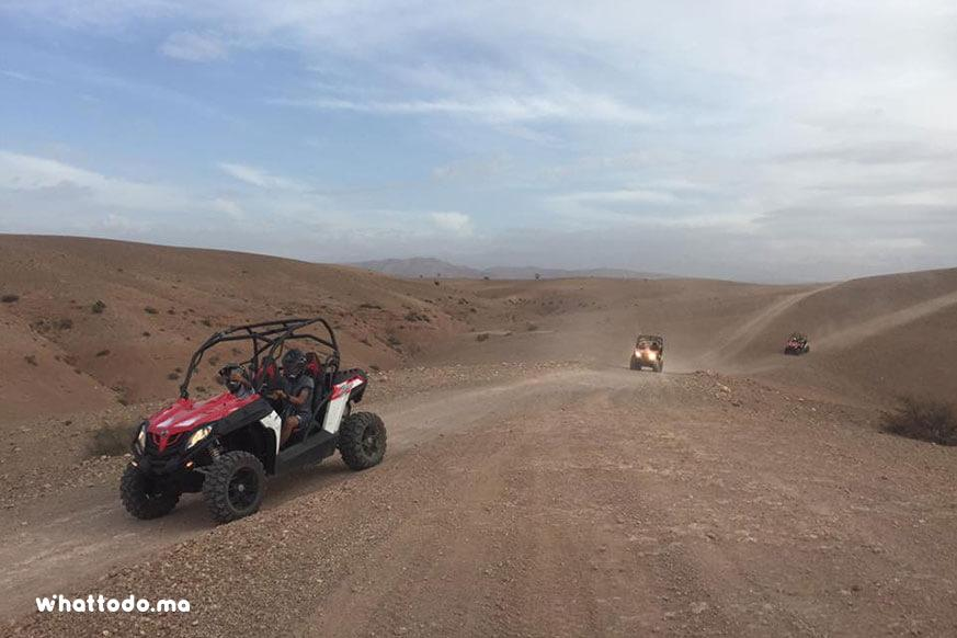 Photo - 10 - Buggy tour in Agafay desert and Takerkoust Lake
