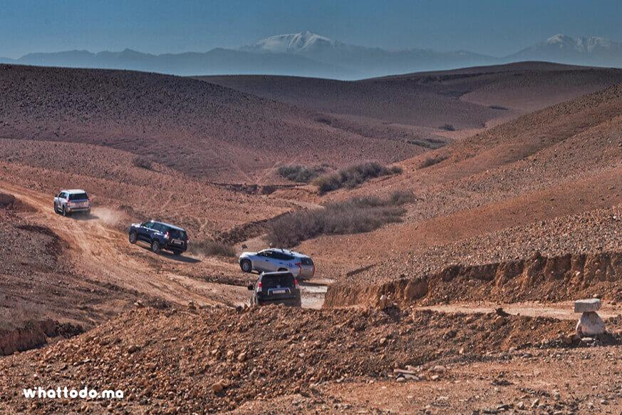 Photo - 3 - Agafay Desert and Atlas Mountains day trip
