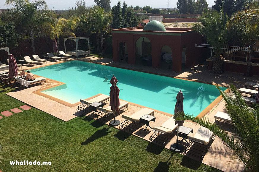 Photo - 1 - Wellness and relaxation day Spa in Marrakech