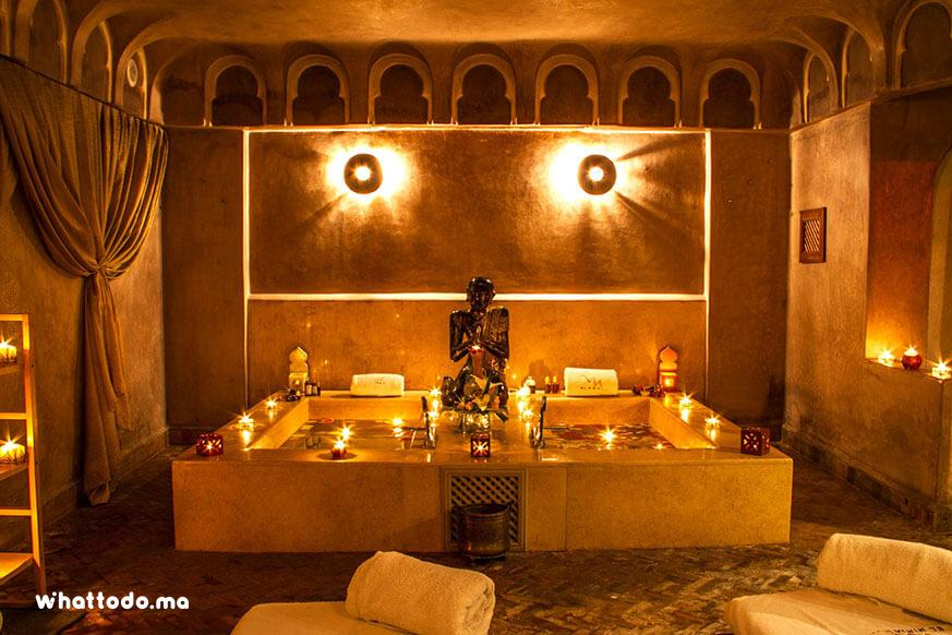 Photo - 4 - Wellness and relaxation day Spa in Marrakech