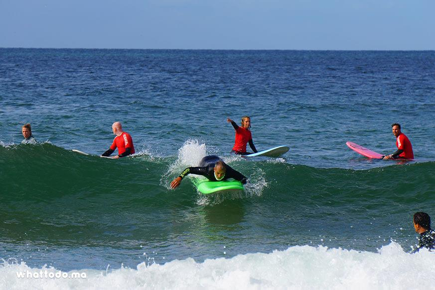 Photo - 8Surfing in Morocco: Surf camp near Agadir