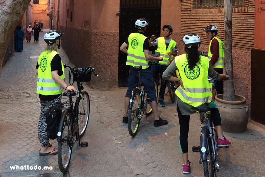Photo - 5 -  Marrakech by bike