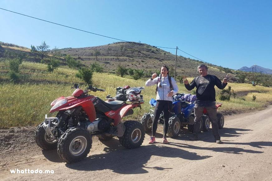Photo - 6 - Full day quad biking in agafay desert with lunch