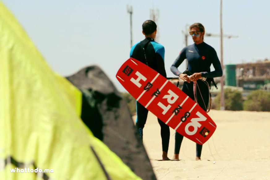 Photo - 3kitesurfing camp in Essaouira Morocco