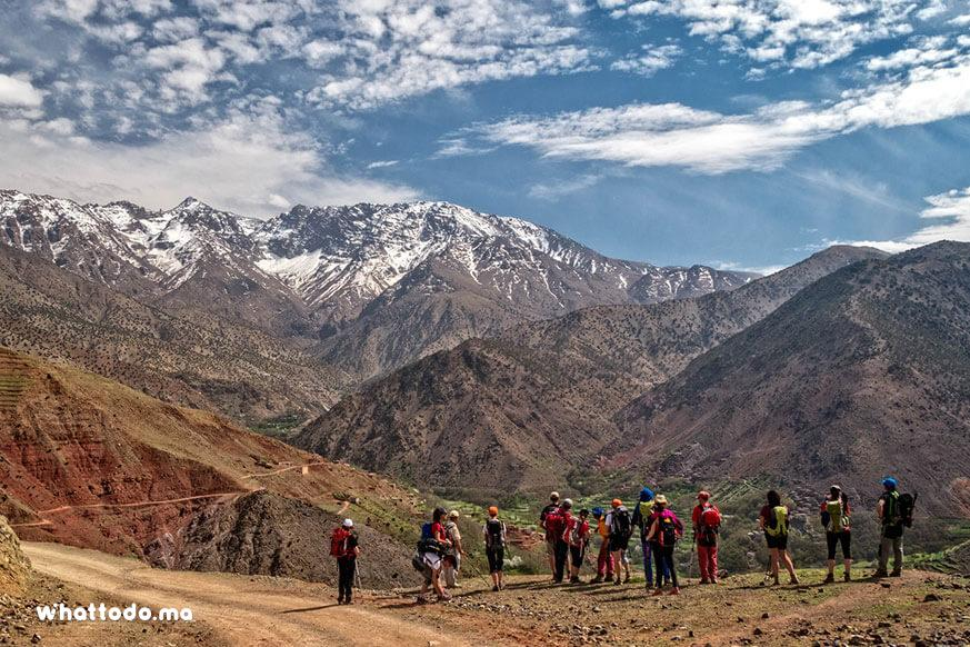 Photo - 4Trekking in Atlas Mountains, through berber villages and valleys