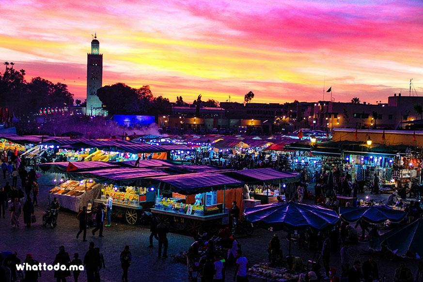 Photo - 11 - Marrakech by night tour