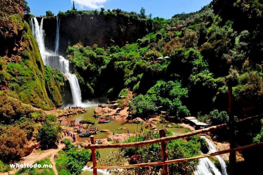 Photo - 1 - Ouzoud waterfalls day trip from Marrakech