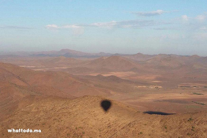 Photo - 12 - Hot air balloon in Marrakech