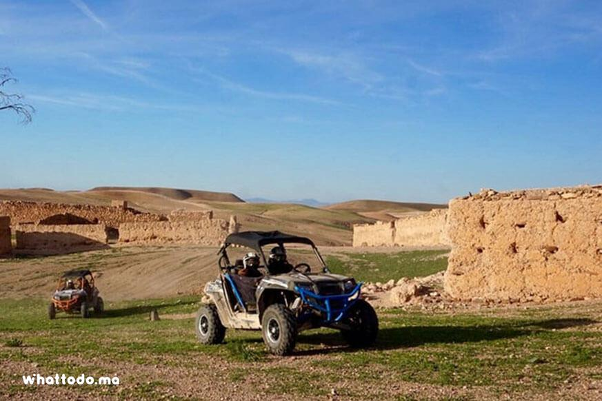 Photo - 5 - Buggy tour in Agafay desert and Takerkoust Lake